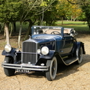1929 Pierce-Arrow Model B Owned by Led Zeppelin Manager for Auction