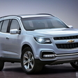 2012 Chevrolet Trailblazer Debuts in Dubai