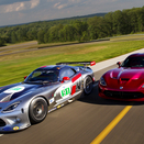 2013 Dodge Viper Rolls Out with Help from Ferrari on Interior with Videos