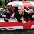 28 Women Break Guinness Record for People in a Mini
