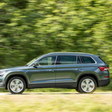 Skoda launches new SUV Kodiaq