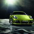 Porsche presents Cayman R in Los Angeles