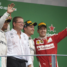 Title chase gets closer with another Rosberg victory