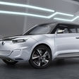 *Updated* Ssangyong e-XIV Concept Is an Range Extended SUV with a Roof-Mounted Solar Panel