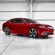 Acura TLX Will Get 2 New Transmissions and All-Wheel Steering