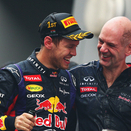 Adrian Newey Has No Intention to Leave Red Bull Racing