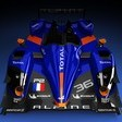 Alpine Reveals Livery for Le Mans Entry