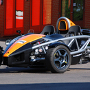 Ariel Developing Titanium Chassis for Upgraded Atom