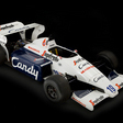 Aryton Senna's First Formula 1 Car for Auction