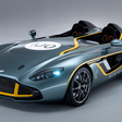 Aston Martin CC100 Celebrates a Century of British Sports Cars