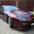 Aston Martin DB7 Customized by Saudi Arabian Royal Family for Auction
