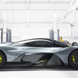 Aston Martin reveals AM-RB 001 concept