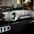 Audi Builds Fleet Shuttle for 'Ender's Game' Premiere
