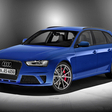 Audi celebrating 20 years of the Avant RS2 in Geneva