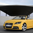 Audi Celebrating Building 500,000 TTs with TTS Competition Special Edition