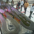 Audi Creates Massive Slot Car Track in Toronto