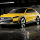 Audi shows hydrogen technology in Detroit