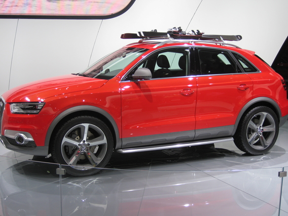 Audi Q3 Vail Concept Is Basically Production Ready Q3 News