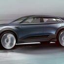 Audi reveals sketches of Frankfurt concept