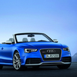 Audi RS5 Cabriolet Combines 450hp V8 with Four Seat, Open Top Driving