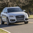 Audi Introducing Q3 to the US at NAIAS
