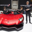 Aventador J Went from Concept to Reality in Less than 2 Months