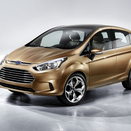 B-MAX Concept: pointing Ford's future in the small car market