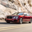 Bentley launches new Flying Spur V8 S