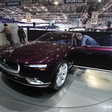 Bertone presents Jaguar B99 Concept at Geneva