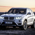 BMW unveils X3 facelift