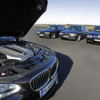 BMW Celebrates a Quarter Century of 12-Cylinder Executive Sedans