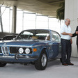 BMW Classic Centre delivers first car