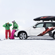 BMW Creates X1 Powder Ride Concept with Ski Maker K2