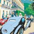 BMW Motorcycles, Bugatti and Lamborghini Get Special Spot at Villa d'Este 2013