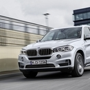 BMW unveils new hybrid X5