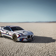 BMW reveals racing version of the 3.0 CSL Hommage
