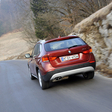 BMW Testing Electrified X1
