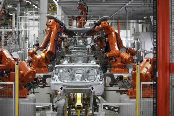 Bmw Updates Factory To Build New 3 Series News