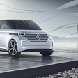 Budd-e previews new electric VW model