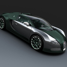 Bugatti Brings Three Specially Painted Veyrons to Geneva