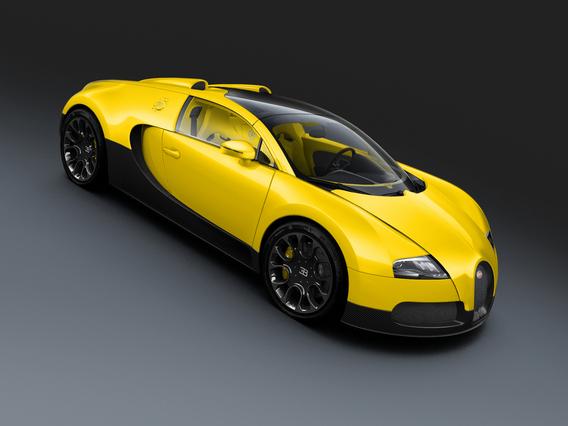 bugatti shows 3 veyron grand sport variants at dubai motor show