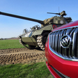 Buick Remembers the Tank It Built During WW2