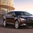 Buick Unveils Refreshed LaCrosse Ahead of New York Auto Show