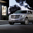 Cadillac Escalade Gets Bigger and More Efficient for 4th Generation