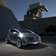 Cadillac Urban Luxury Concept under the spotlight in LA