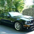 Carroll Shelby's 2009 GT500KR Going to Auction