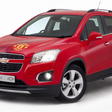 Chevrolet Auctioning Trax Signed by Manchester United Team for Charity