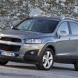 Chevrolet Auctions Former Manchester United Manager's Captiva for Charity