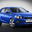 Chevrolet Aveo 5-door to premiere in Paris