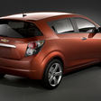 Chevrolet Aveo to be called Sonic in North America